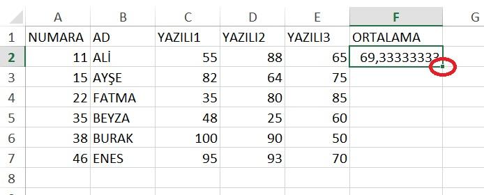 excel_ortalama2
